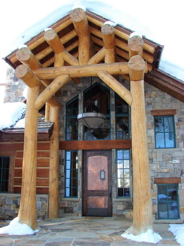 Mountain Lodge Home Smith